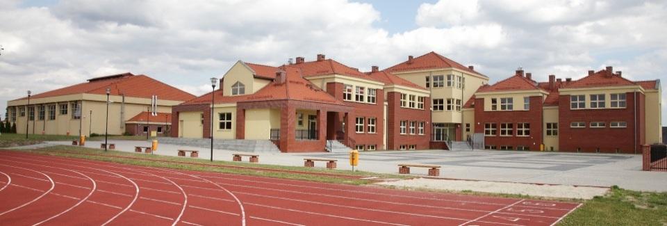 Budynek Gimnazjum w Korfantowie